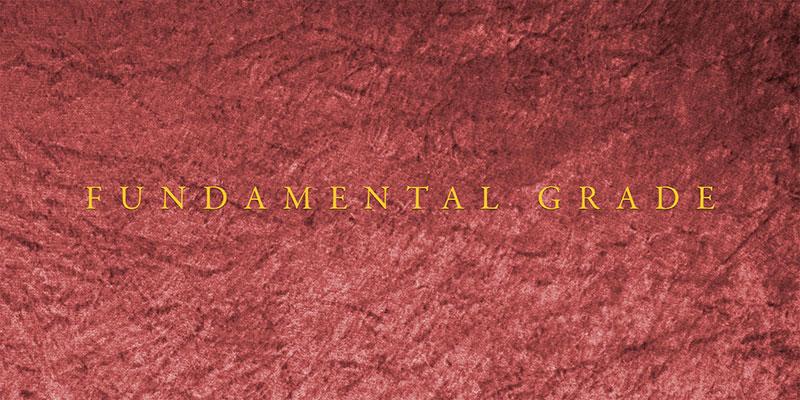 Fundamental Grade