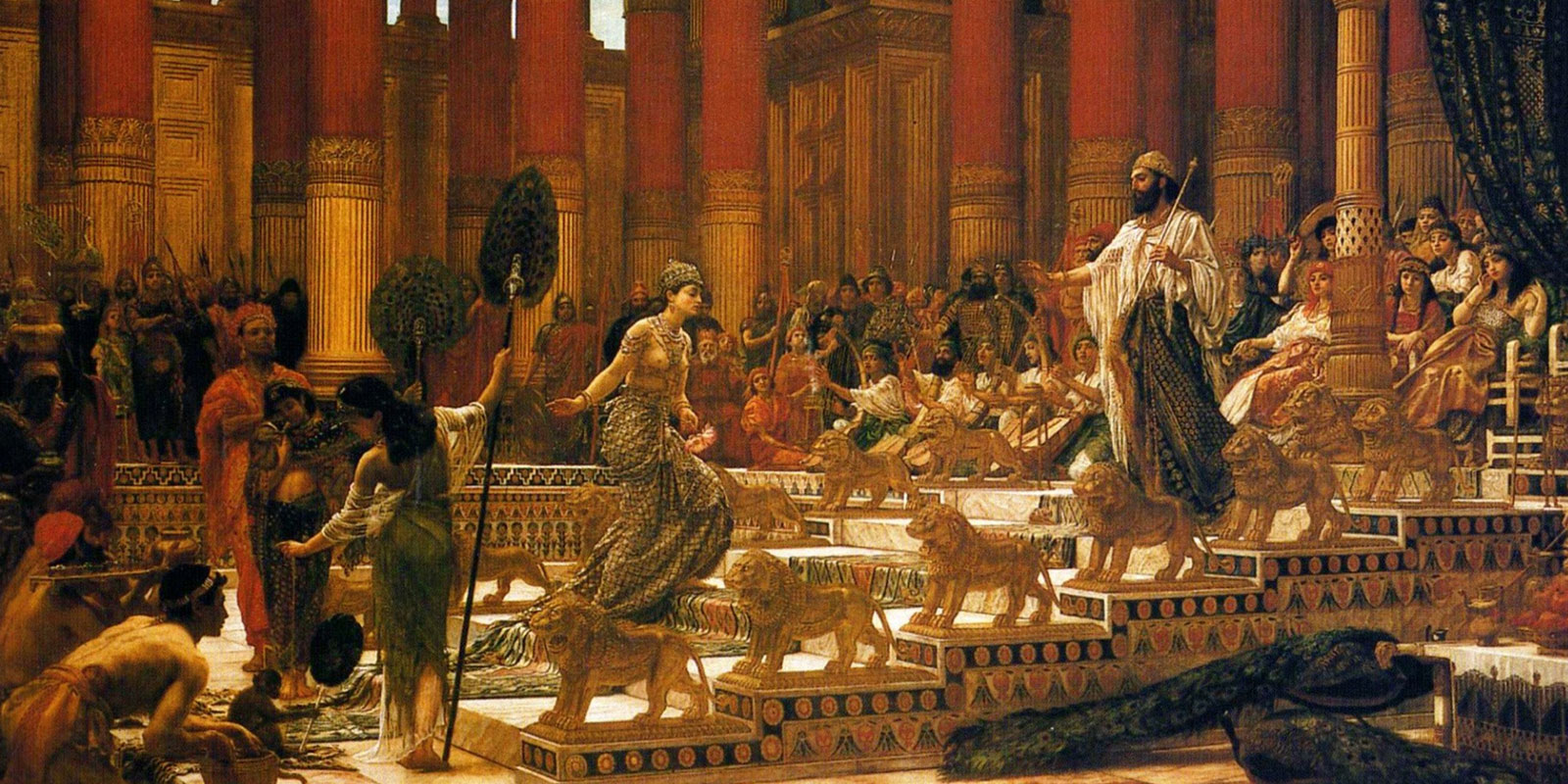 The Wise King Solomon