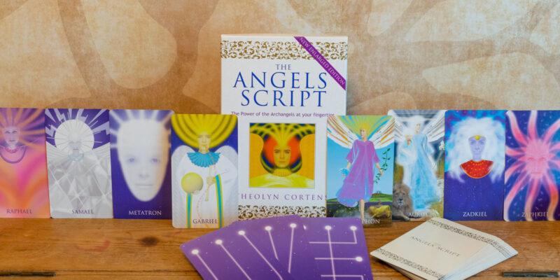 Theolyn Cortens SOulSchool | The Angels Script